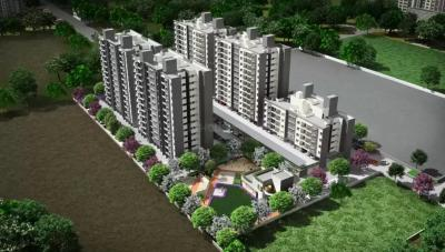 Gallery Cover Image of 440 Sq.ft 1 BHK Apartment for buy in Sanskruti Meander Wing A, Wagholi for 2600000