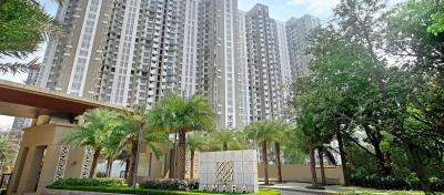 Gallery Cover Image of 750 Sq.ft 1 BHK Apartment for buy in Thane West for 7400000