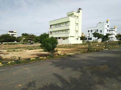 Gallery Cover Image of  Sq.ft Residential Plot for buy in Akshayanagar for 7650000