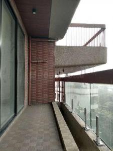 Gallery Cover Image of 1480 Sq.ft 3 BHK Apartment for rent in Tridhaatu Rudraksh, Chembur for 85000