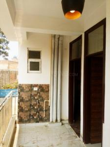 Balcony Image of 610 Sq.ft 1 BHK Apartment for buy in Ambesten Vihaan Heritage, Noida Extension for 1700000
