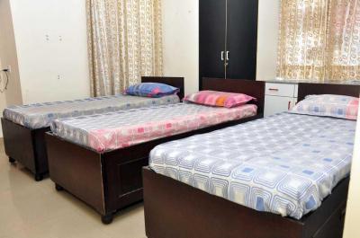 Bedroom Image of Greem Home Ladis Hostel in Thoraipakkam
