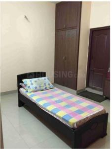 Bedroom Image of Sai Paying Guest in Patel Nagar