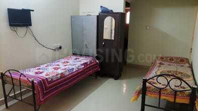 Bedroom Image of Slv PG in Electronic City