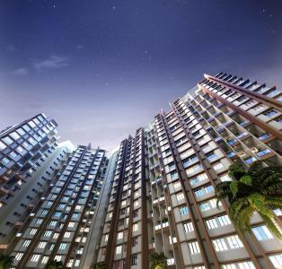 Gallery Cover Image of 923 Sq.ft 2 BHK Apartment for buy in Wakad for 7200000