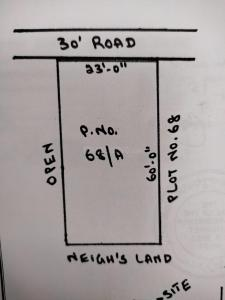 900 Sq.ft Residential Plot for Sale in Manikonda, Hyderabad