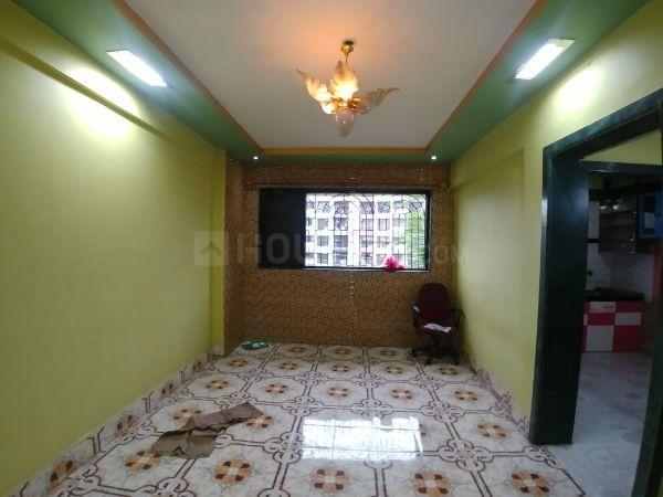 Living Room Image of 550 Sq.ft 1 BHK Apartment for rent in Dombivli West for 9000