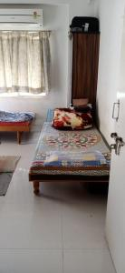 Bedroom Image of Laxmi P.g in Chandkheda