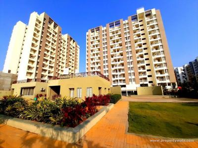 Gallery Cover Image of 900 Sq.ft 2 BHK Apartment for buy in Kothari The Leaf, Yewalewadi for 3550000