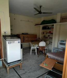 Gallery Cover Image of 300 Sq.ft 1 RK Independent Floor for rent in Kanchan Bagh for 5000