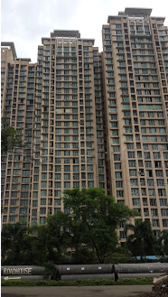 Building Image of 1280 Sq.ft 3 BHK Apartment for rent in Thane West for 26000