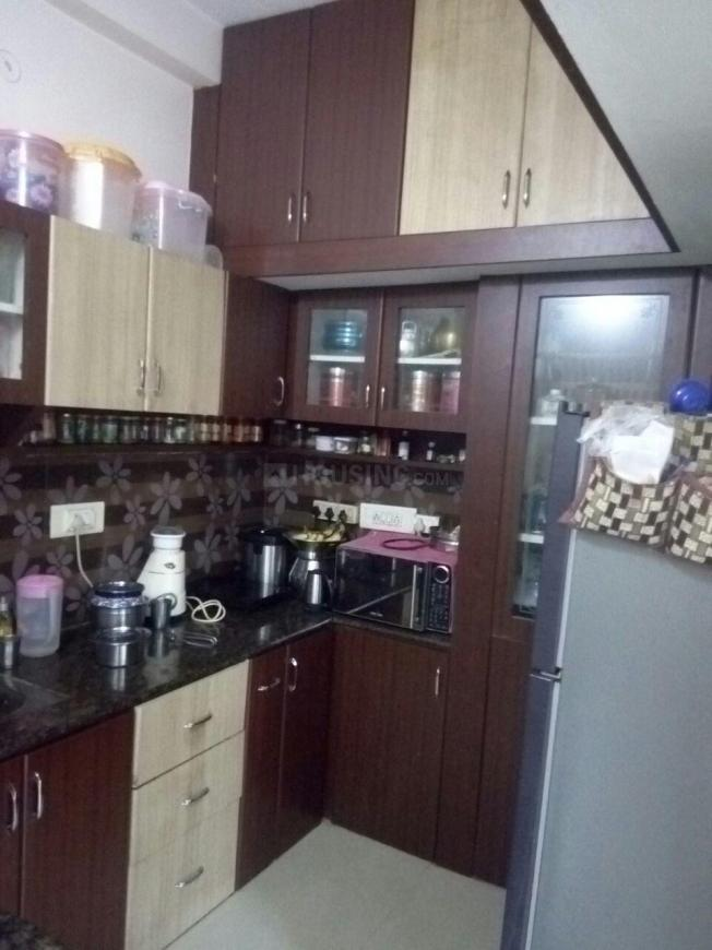 Kitchen Image of 850 Sq.ft 2 BHK Apartment for rent in Karayanchavadi for 10000