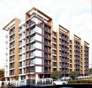 Gallery Cover Image of 710 Sq.ft 1 BHK Apartment for buy in Ulwe for 4600000