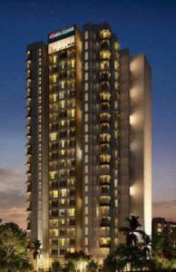 Gallery Cover Image of 560 Sq.ft 1 BHK Apartment for buy in Romell Allure, Borivali East for 9500000