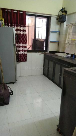 Kitchen Image of 450 Sq.ft 1 RK Apartment for rent in Prabhadevi for 10000