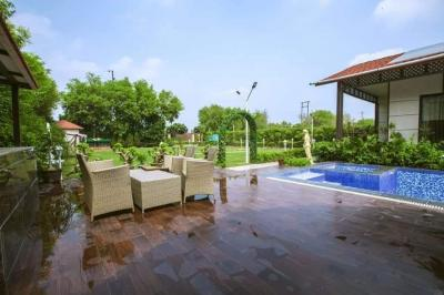 Gallery Cover Image of 1290 Sq.ft 3 BHK Villa for buy in Sector 150 for 4500005