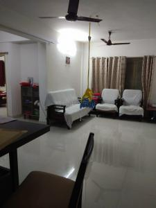 Gallery Cover Image of 1000 Sq.ft 2 BHK Apartment for rent in Yerawada for 18000