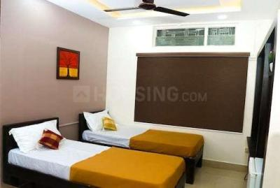 Bedroom Image of Paying Guest Accommodation in Kopar Khairane