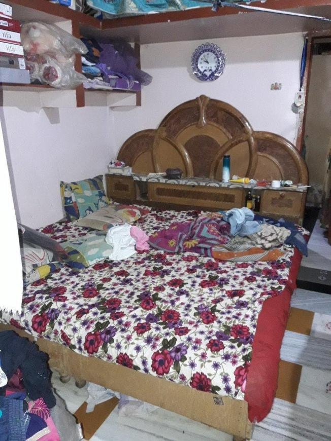 Bedroom Image of 480 Sq.ft 2 BHK Apartment for buy in Chhatribagh for 1500000