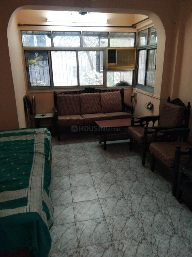 Living Room Image of 700 Sq.ft 1 BHK Independent House for rent in Chembur for 27000