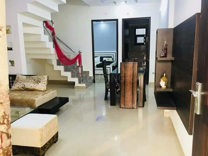 Living Room Image of 1350 Sq.ft 3 BHK Independent House for buy in Shahberi for 3942000