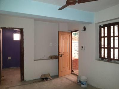Gallery Cover Image of 400 Sq.ft 1 BHK Independent Floor for rent in Murugeshpalya for 10000