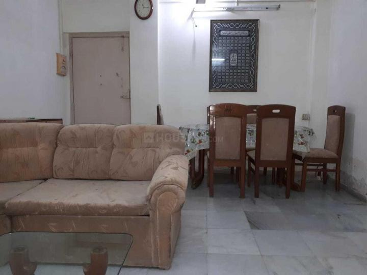 Living Room Image of 645 Sq.ft 1 BHK Apartment for rent in Dahisar East for 17500