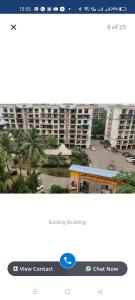 Gallery Cover Image of 850 Sq.ft 2 BHK Apartment for rent in Moraj Riverside Park, Panvel for 10000