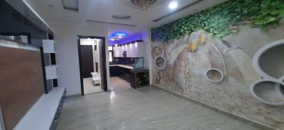 Gallery Cover Image of 950 Sq.ft 3 BHK Independent Floor for buy in Dwarka Mor for 6251000