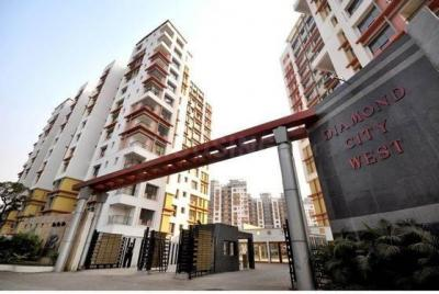 Gallery Cover Image of 1329 Sq.ft 3 BHK Apartment for rent in Sarsuna for 17000