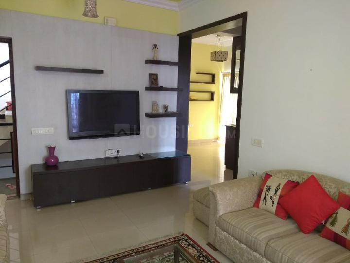 Living Room Image of 1000 Sq.ft 2 BHK Independent Floor for rent in Sector 38 for 20500