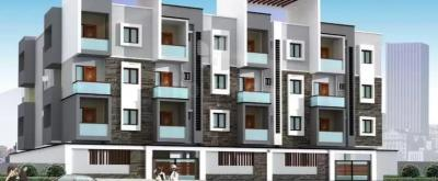 Gallery Cover Image of 1002 Sq.ft 2 BHK Apartment for buy in Kudlu for 4650000
