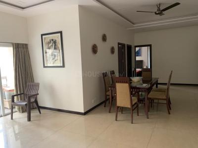 Gallery Cover Image of 2050 Sq.ft 3 BHK Apartment for rent in Prahlad Nagar for 55000