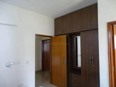 Bedroom Image of 1178 Sq.ft 2 BHK Apartment for buy in Peace Apartments, Battarahalli for 4300000