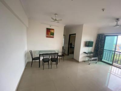 Gallery Cover Image of 950 Sq.ft 2 BHK Apartment for rent in Kamanwala Manavsthal, Malad West for 39000