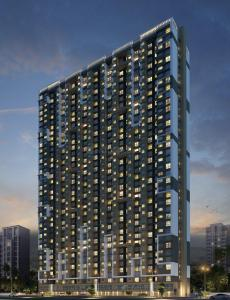 Gallery Cover Image of 438 Sq.ft 1 BHK Apartment for buy in Chandak Next Wing B, Dahisar East for 7900000