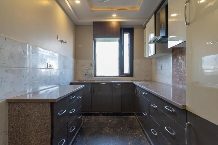 Kitchen Image of 1900 Sq.ft 3 BHK Independent Floor for buy in Sector 41 for 15500000