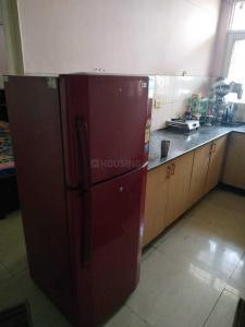 Kitchen Image of Comfort Boys PG in Govindpuram