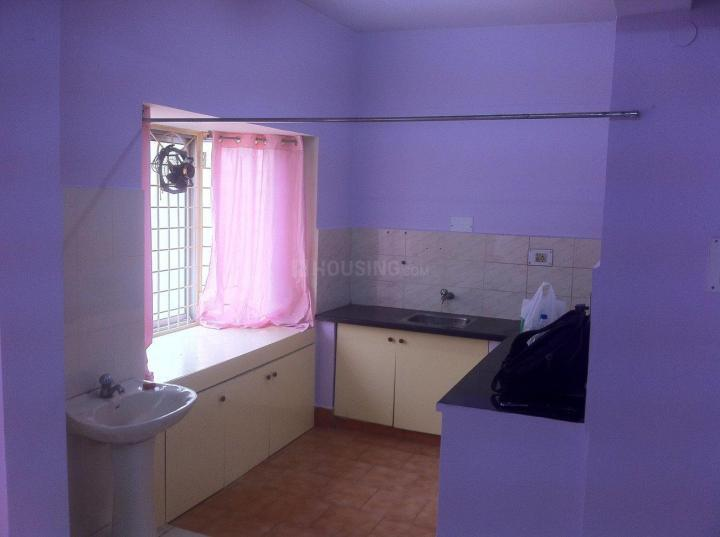 Kitchen Image of 550 Sq.ft 1 BHK Apartment for rent in RMV Extension Stage 2 for 13500