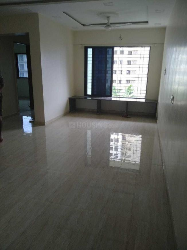 Living Room Image of 640 Sq.ft 1 BHK Apartment for rent in Kamothe for 10000