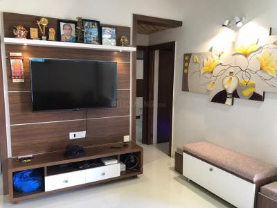 Gallery Cover Image of 768 Sq.ft 2 BHK Apartment for rent in Sangath Pure By Sangath IPL, Bavla for 25000