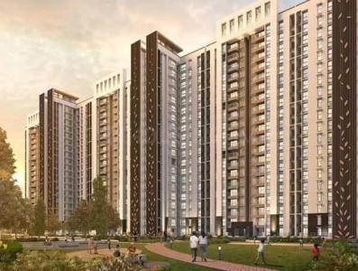 Gallery Cover Image of 815 Sq.ft 2 BHK Apartment for buy in Thane West for 7165000