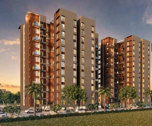 Building Image of 1057 Sq.ft 2 BHK Apartment for buy in Hinjewadi for 6200000