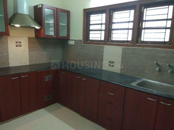 Kitchen Image of 1850 Sq.ft 3 BHK Apartment for rent in Porur for 34000