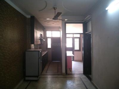 Gallery Cover Image of 750 Sq.ft 2 BHK Independent Floor for rent in Sector 15 Dwarka for 13000