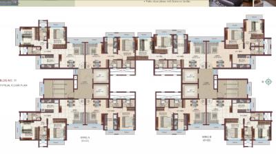 Gallery Cover Image of 1040 Sq.ft 2 BHK Apartment for buy in Raj Rudraksha, Dahisar East for 11000000