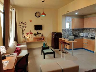Gallery Cover Image of 477 Sq.ft 1 RK Apartment for rent in Omicron I Greater Noida for 20000
