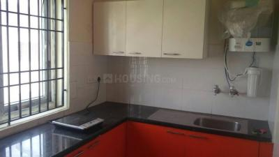 Kitchen Image of Vjb House PG For Girls/ Women in Sholinganallur