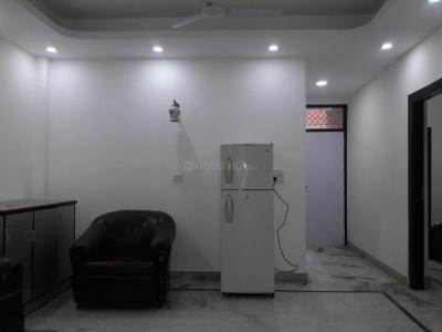 Gallery Cover Image of 900 Sq.ft 2 BHK Apartment for rent in Said-Ul-Ajaib for 25000
