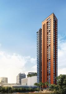 Gallery Cover Image of 950 Sq.ft 2 BHK Apartment for buy in Lower Parel for 29900000